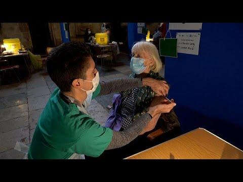 Βρετανία: Εμβολιασμός σε εκκλησία με κλασσική μουσική