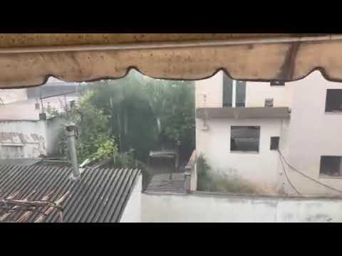 Ισχυρή καταιγίδα στη δυτική Αττική
