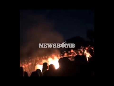 newsbomb.gr: Κορονοπάρτι στη Γλυφάδα (3)
