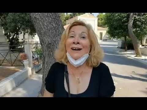 newsbomb.gr: Κηδεία Τόλη Βοσκόπουλου – Μαρτυρία της ανιψιάς του