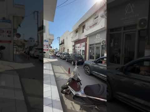 Νάξος: Ολοι οι δρόμοι κλειστοί… Η μεγάλη έξοδος