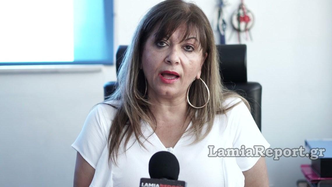 LamiaReport.gr: Η Δ/ντρια Πρωτοβάθμιας Εκπαίδευσης Γ. Χουλιάρα-Σιδερά για το περιστατικό στην Ανθήλη