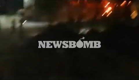 newsbomb.gr: Φωτιά στη Νέα Μάκρη – Μεγάλη κινητοποίηση