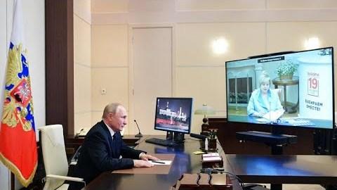 Ρωσία: Ο Βλαντιμίρ Πούτιν και η νέα Δούμα