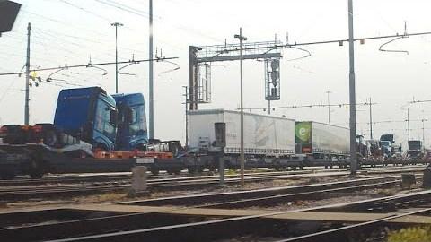 Η κομβική σημασία του σιδηρόδρομου στο ευρωπαϊκό πρότζεκτ AlpInnoCT…