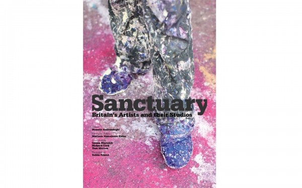 Sanctuary book cover