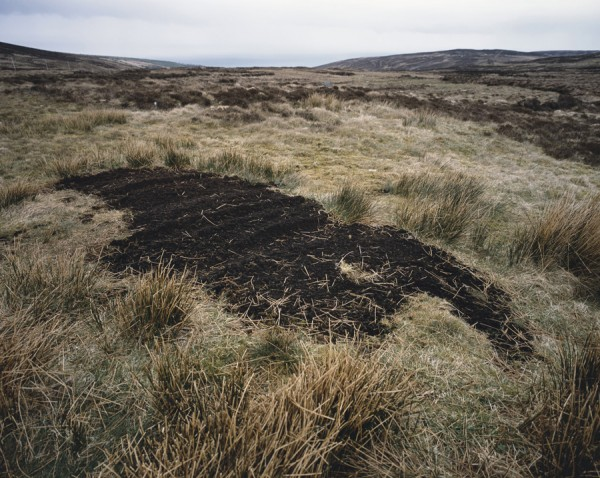 Willie Doherty, Disturbance, 2011. Cibachrome print mounted on aluminium. 122 x 152 cm.