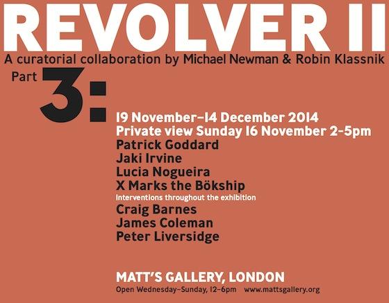 Revolver 2, Part 3