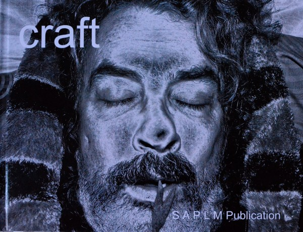 Michael Curran, CRAFT, 2015. Book cover.