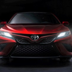 All New Camry 2018 Perbedaan Grand Avanza Dan Xenia Toyota Sedan Officially Unveiled