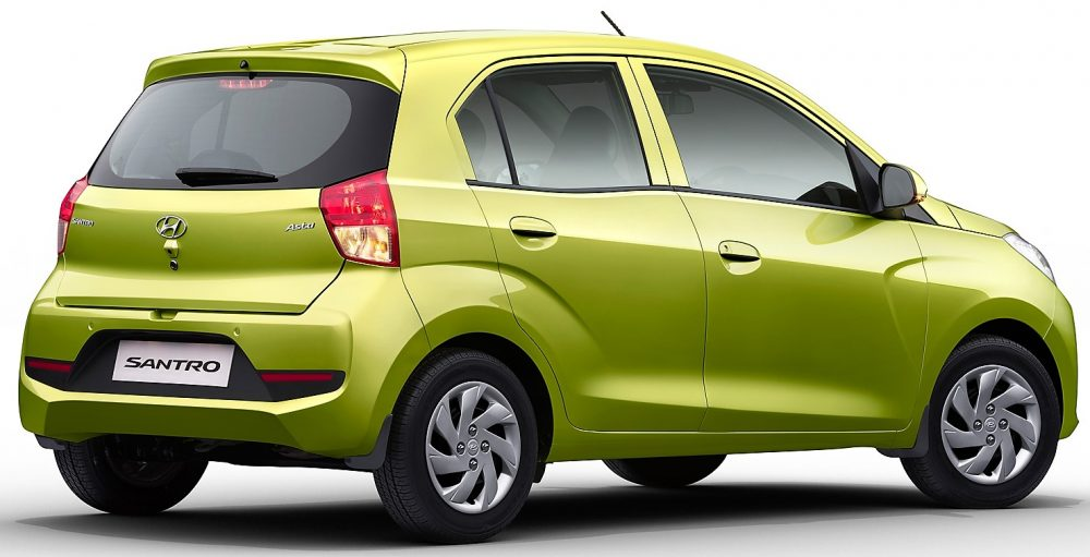 hight resolution of new hyundai santro rivals maruti celerio and tata tiago in its segment offering 20 3 kmpl of claimed mileage and impressive list of features