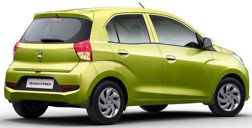 small resolution of new hyundai santro rivals maruti celerio and tata tiago in its segment offering 20 3 kmpl of claimed mileage and impressive list of features
