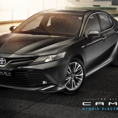 All New Camry India Launch Cara Mematikan Alarm Grand Avanza 2019 Toyota Launched In Inr 36 95 Lakh