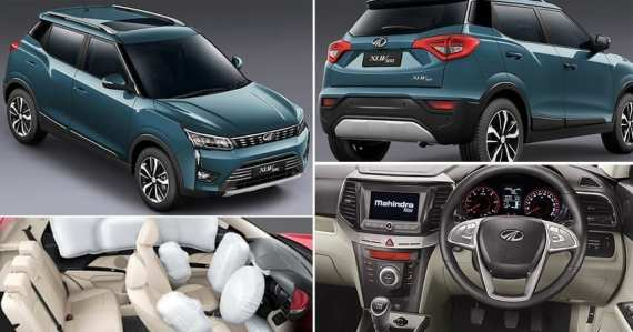 Mahindra XUV300 Launched in India @ INR 7.90 Lakh