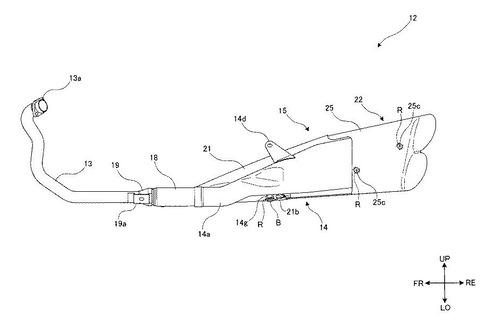 India-Bound Suzuki Intruder 250 Patent Images Leaked