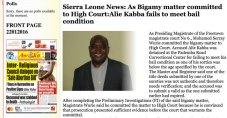 Sierra Leone media