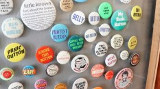 Self-referential buttons.(Annanya/MEDILL)