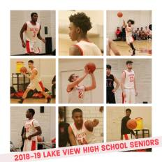 2018-19 Lake View High School Seniors (John Alfes/Medill)