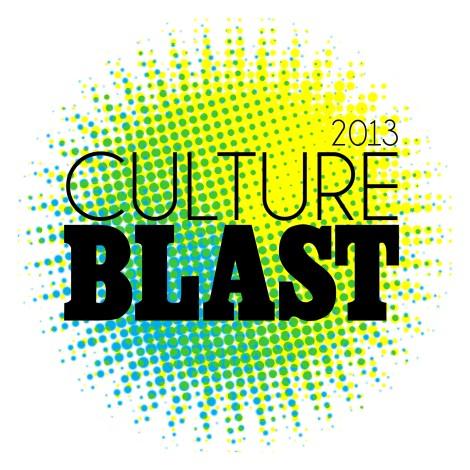 Culture Blast logo