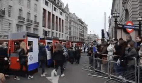 New Year London Parade 2015 (click to watch the video)