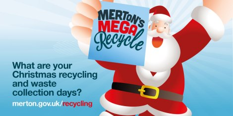 1083.11 - Christmas waste and recycling changes 2015 - TWITTER & FACEBOOK ADS