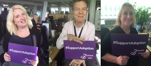adoption-week-staff-selfie-pictures