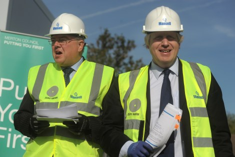 DW with Boris at the ground breaking event for the Acacia Centre.jpg