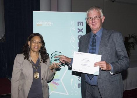 2016 MERTON STAFF EXCELLENCE AWARDS