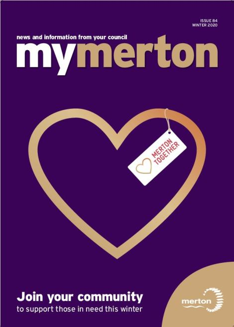 My Merton cover jpeg