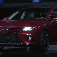 All New Camry 2018 Black Modifikasi Grand Avanza Hitam The Toyota Officially Revealed