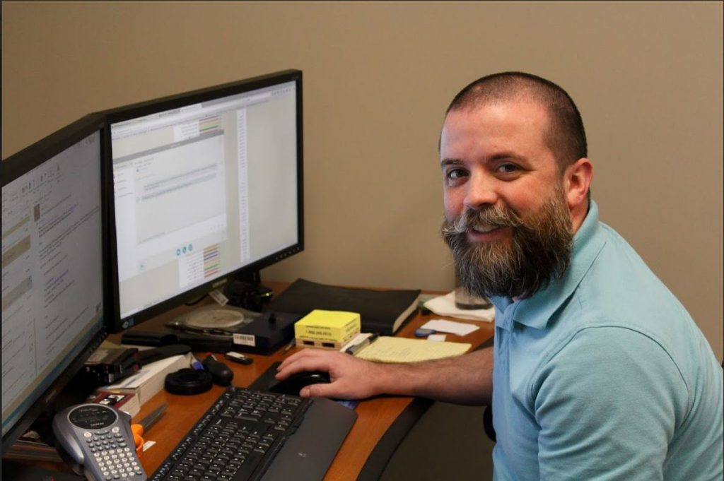 Meet Solutions Engineer Jared Tarter