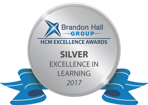 Milestone Wins Two Silver Awards for Excellence in Learning