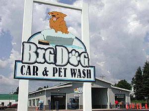 Car and pet wash