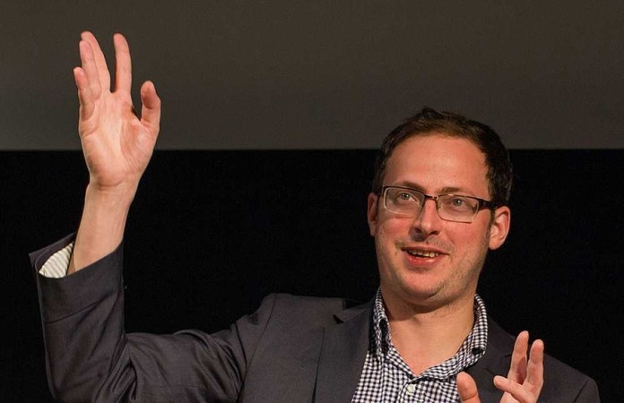 Nate Silver presents forecasting work as antidote to 'terrible' political  pundits   MIT News   Massachusetts Institute of Technology