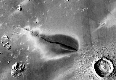 Volcanos May Have Erupted on Mars As Recently as 50,000 Years Ago #SpaceSaturday « Adafruit Industries – Makers, hackers, artists, designers and engineers!