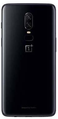 OnePlus 6 Back Side Leaked Image