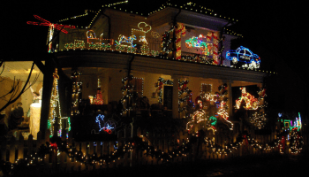 Best Gwinnett Christmas Light Displays 2021 Light Up For The Holidays Your Local News