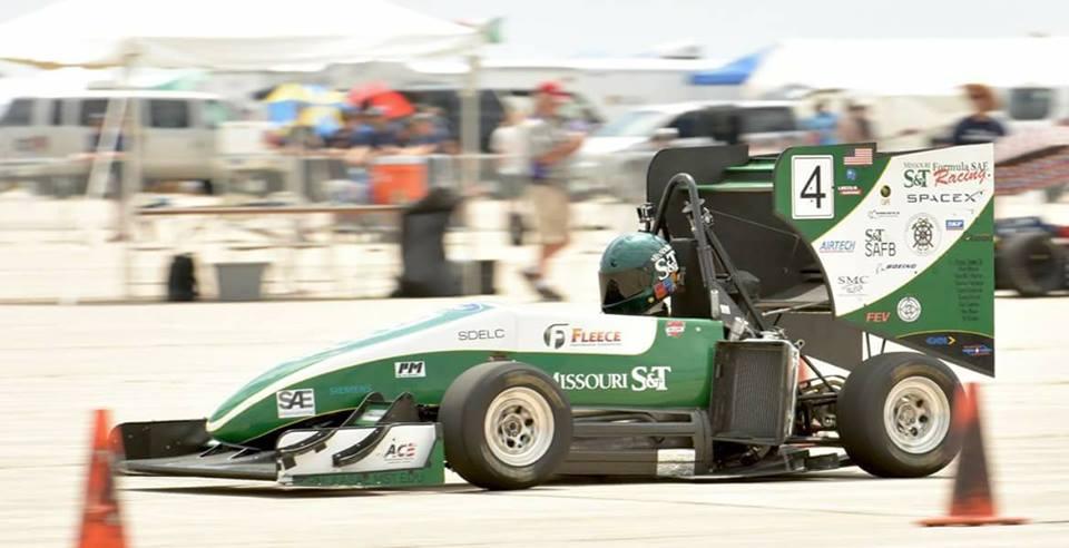 Missouri S&T Formula Car