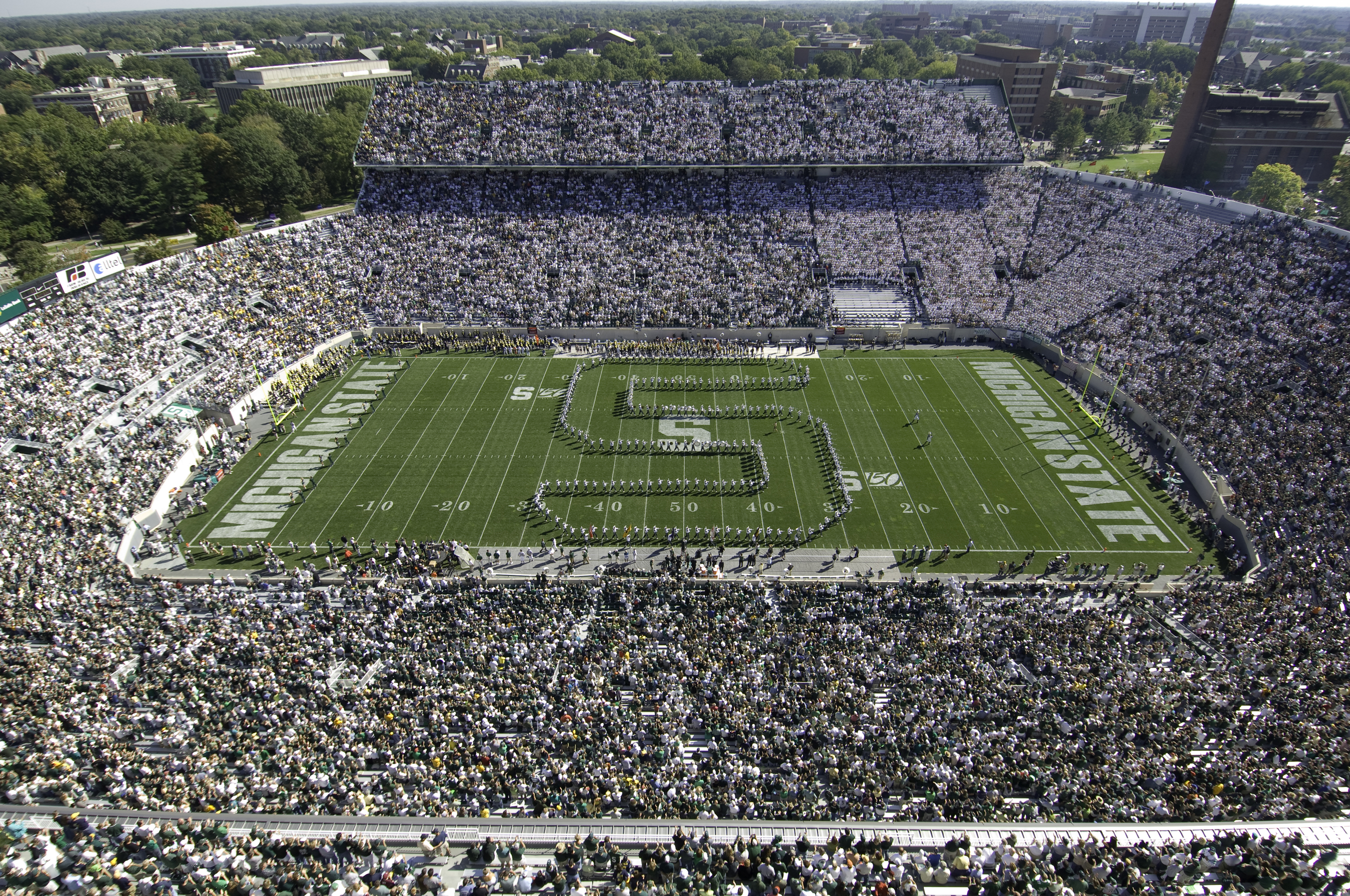 Spartan Stadium Parking