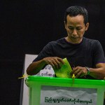 Myanmar Sets Up Voting Abroad in Advance of November Election