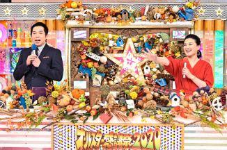 『オールスター感謝祭』今夜放送! 北川景子、川口春奈、横浜流星、平手友梨奈ら出演