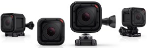 The HERO4 Session: GoPro's newest, and smallest Camera