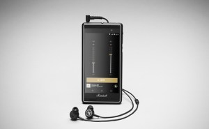 Meet Marshall London: A Smartphone dedicated to Music
