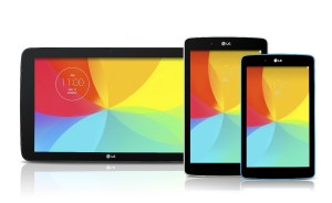 LG G Pad II 10.1announced with bigger Battery