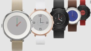 Pebble Launches Round Smartwatch