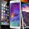 iPhone 6S vs Galaxy S6, LG G4 and Xperia Z5 Premium