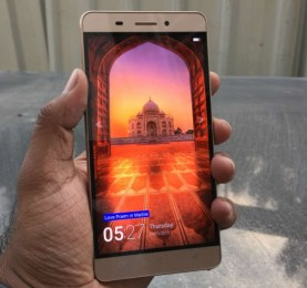 Gionee Marathon M5 with 6020mAh Battery & 3GB RAM launched in India