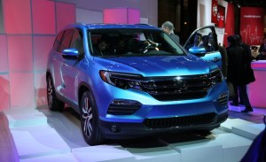 2016 Honda Pilot SUV Features