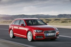 Audi A4 All New 2016 Model Debuts