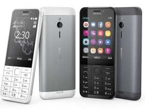 Nokia 230 Dual SIM Internet Enabled Feature Phone Launched